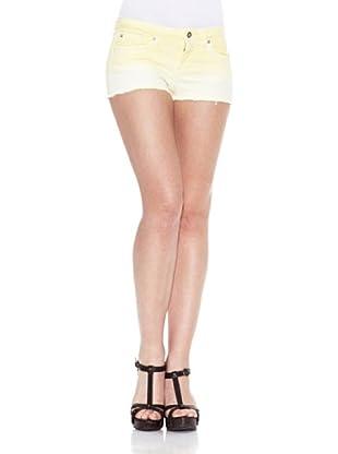 Pepe Jeans London Short Vanassy (Amarillo Claro)