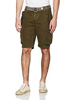 Superdry Bermuda New Core Cargo Heavy