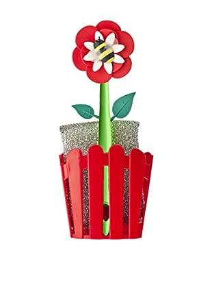 VIGAR Kit de Limpieza 3 Piezas Insects Rojo / Verde