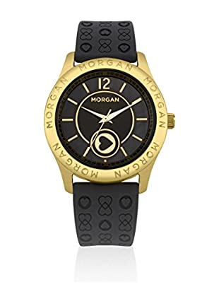 Morgan de Toi Orologio al Quarzo Woman M1132Bg Nero 40 mm