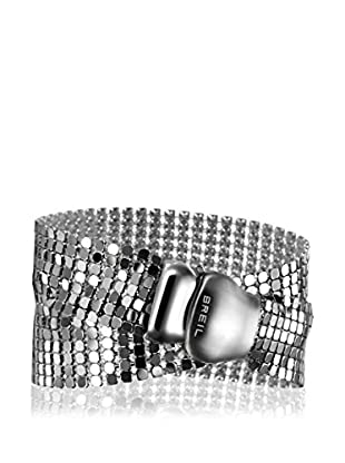Breil Pulsera Steel Silk Double Turn