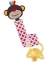 Mud Pie Pacy Clip, Monkey