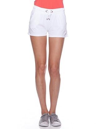 Ellesse Short Sport (Blanco)