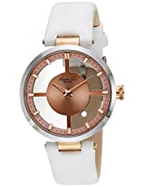 Kenneth Cole  Analog Pink Dial Women's Watch - 10022538