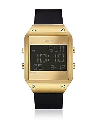 Guess Reloj de cuarzo Man Negro 38 mm