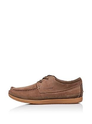 Sebago Zapato Deportivo (Beige)