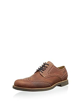 Sebago Men's Thayer Wingtip Oxford (Mahogany)