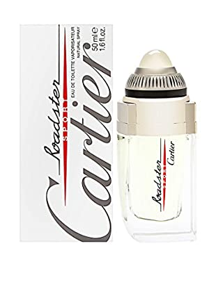 CARTIER Eau De Toilette Uomo Roadster Sport 50 ml