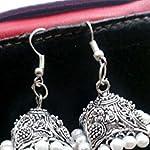 Antique silver colour zumka