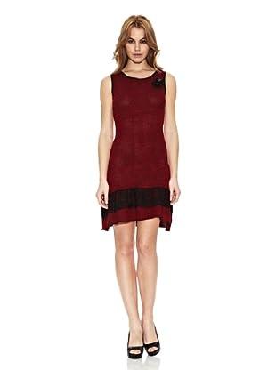 Assuili Vestido Sin Mangas (Rojo)