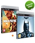 Max Payne 3 with Batman: Arkham Origins