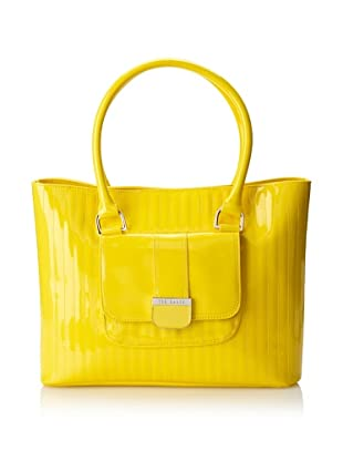 Ted Baker Maar Tote (Bright Yellow)