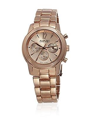 August Steiner Reloj de cuarzo Woman AS8087RG Rosado 38 mm38 mm x 38 mm