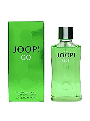 JOOP Eau De Toilette Uomo Go 100 ml transparent