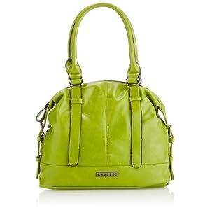 Caprese Women's Satchel (Leaf Green)