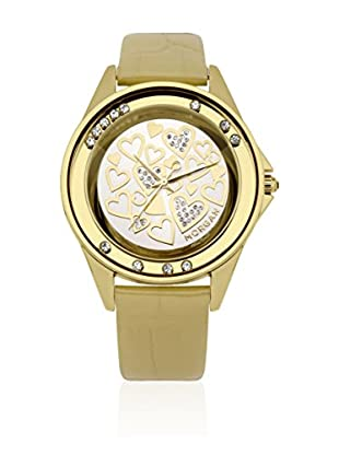 Morgan de Toi Orologio al Quarzo Woman Beige 38 mm