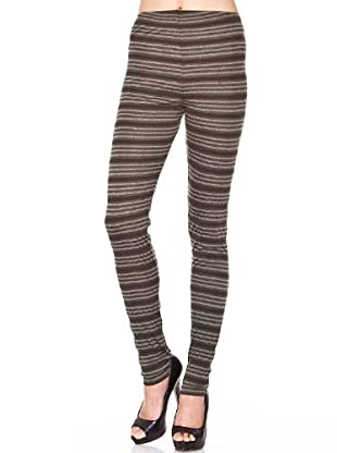 Custo Barcelona Leggings (Beige/Braun)