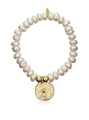 Silver Luxe Braccialetto argento 925 bagnato oro