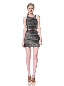 DV by Dolce Vita Women's Estefania Dress (Black)