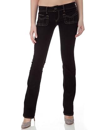 Herrlicher Jeans Lucky Denim Stretch low rise (Raw)