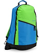 Fastrack 15 inch Laptop Backpack(Green) AC025NGR01