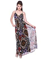 Urban Orchid Women's Dress (4252ikatorg_Black_X-Small)