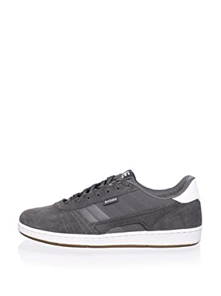 Etnies Men's Barci Sneaker (Grey/White/Green)