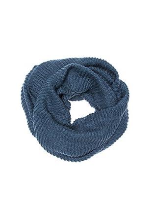 Pepe Jeans London Bufanda Farley Scarf (Azul)