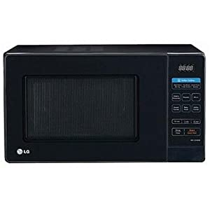 LG MS-2349EB Solo 23 Liters Microwave Black