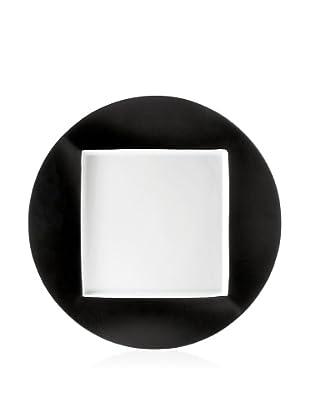 Kate Spade Saturday Square-In-Circle Geometric Platter
