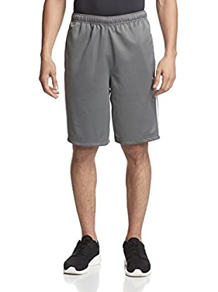 PUMA Men's 10 Inch Formstripe Short (Quiet Shade/White)
