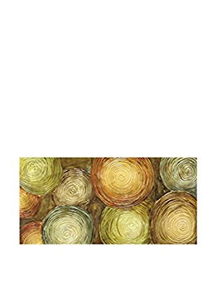 Surya Swirls Wall Décor, Multi, 30