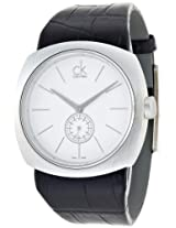 Calvin Klein Analog Silver Dial Men's Watch - K9712120