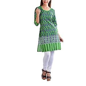 Prakhya Multicolored Long Kurta for Women