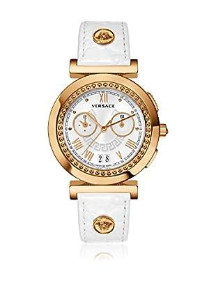 Versace Uhr mit schweizer Quarzuhrwerk Woman Vanity 40 mm
