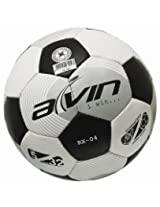 Aivin Black & White Rubber Football