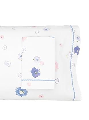 Anne de Solène Pair of Effrontée/Batifolage Pillowcases