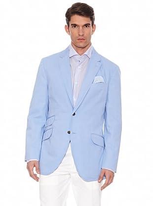 Hackett Blazer Clásica (Azul)
