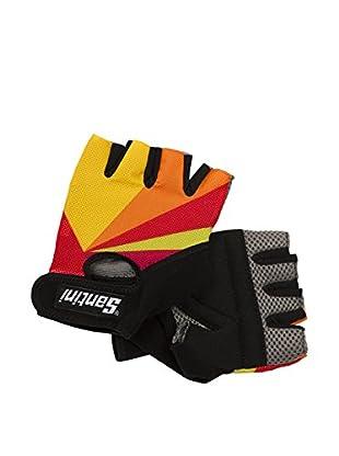 Santini Fingerlose Handschuhe Team Cinelli Chrome 2014
