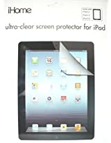 iHome Ultra-clear screen protector for iPad 2/3/4