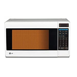 LG MH-4048GW Grill Microwave Oven-White