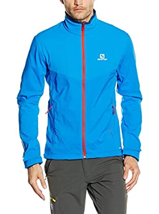 Salomon Giacca Softshell Pulse