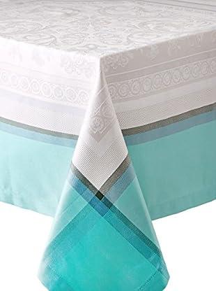 Garnier-Thiebaut Jardin Ala Francaise Tablecloth