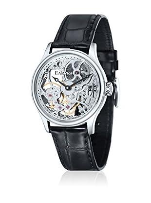 THOMAS EARNSHAW Uhr mit Handaufzug Bauer ES-8049-01 schwarz 42  mm