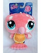 """Littlest Pet Shop 7"""" Plush Flamingo"""