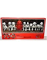 Weve Been Spotted! 700 Piece Long Shot Jigsaw Puzzle Of Dalmatians And Fire Hydrant By Ceaco