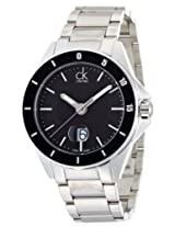 Calvin Klein Black Dial Men's Watch - K2W21X41