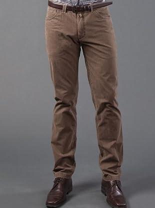 Roberto Verino Pantalón Costuras (marrón)