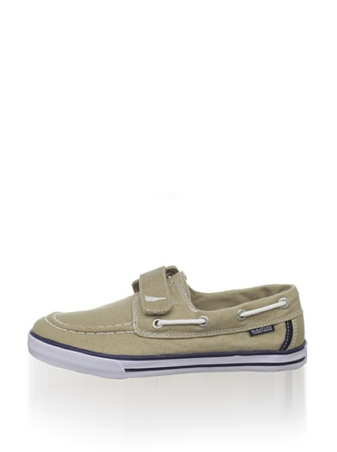 Nautica Little River Boat Shoe (Toddler/Little Kid/Big Kid) (Tan)