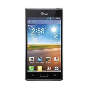 LG Optimus L7 P705 (Black)